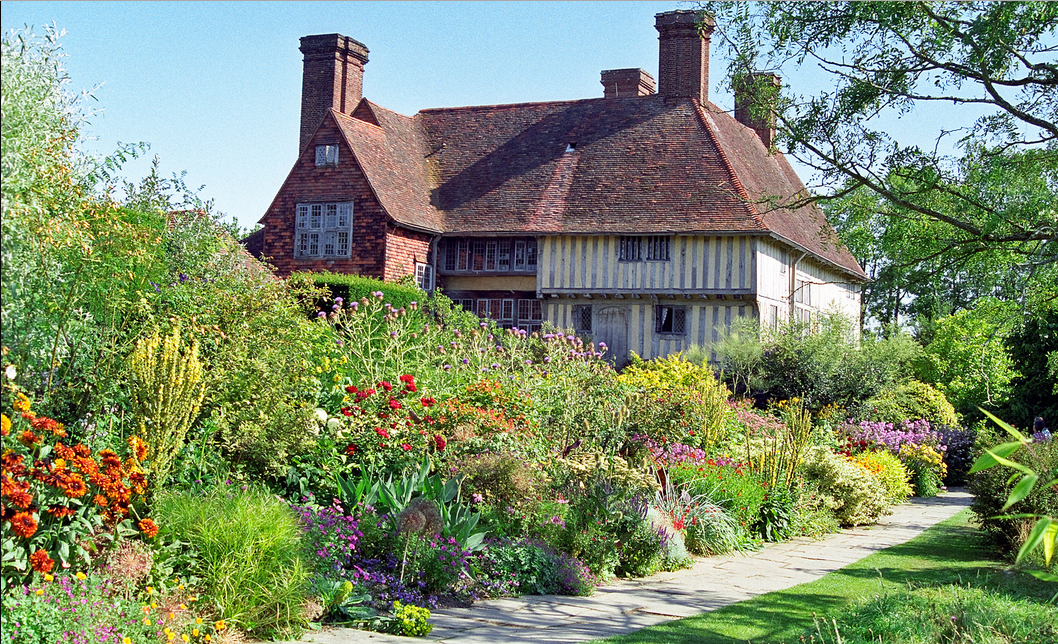 Jardin l anglaise le charme de votre ext rieur blog for Jardin immobilier