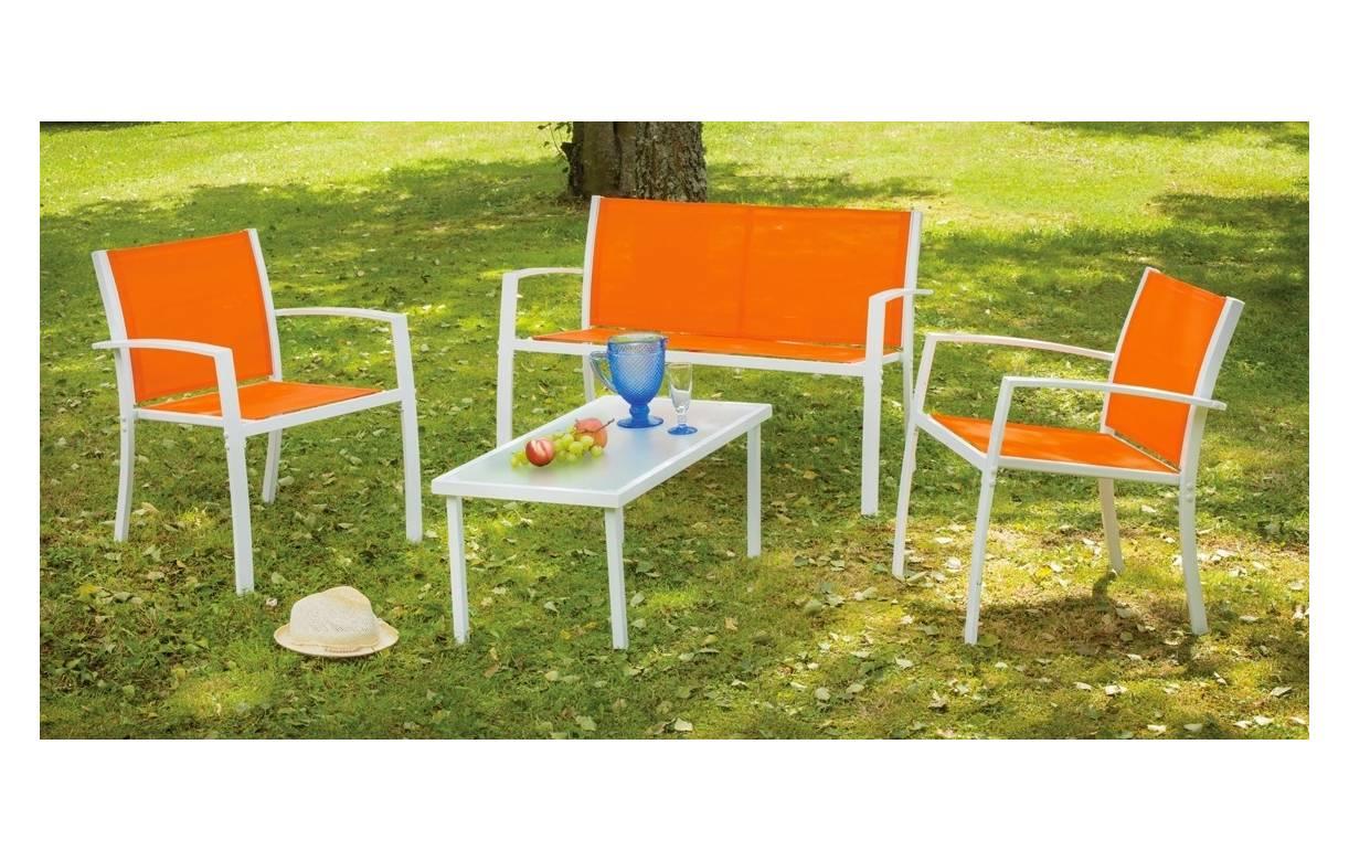 100 Fantastique Suggestions Salon De Jardin Couleur Orange
